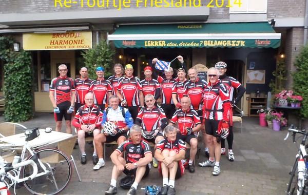 Re-Tourtje Friesland mei2014