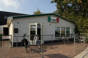 Tempo Soest clubgebouw